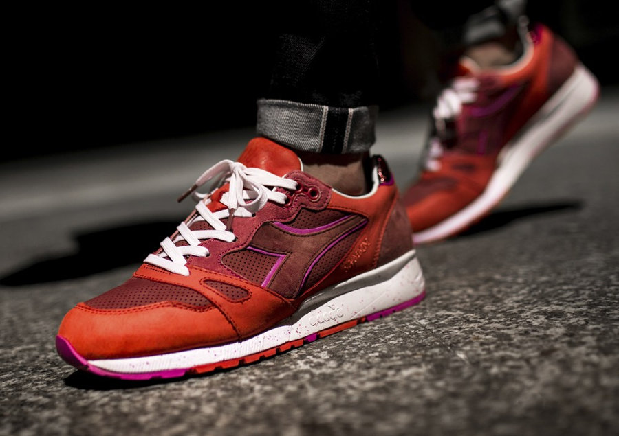 The Good Will Out x Diadora S8000 Nerone