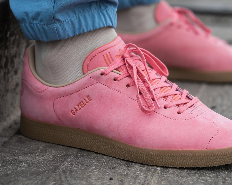 Adidas Gazelle Decon 'Tactile Rose'