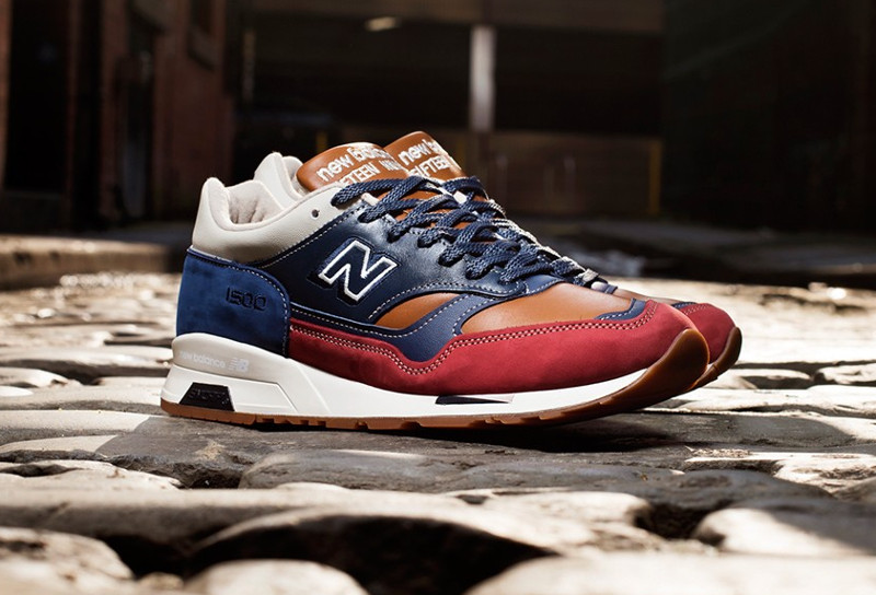 New Balance M1500 'Modern Gentlemen' (made in England)