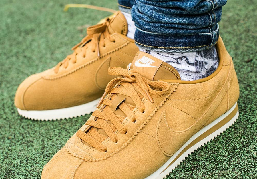Nike Cortez SE 'Wheat'