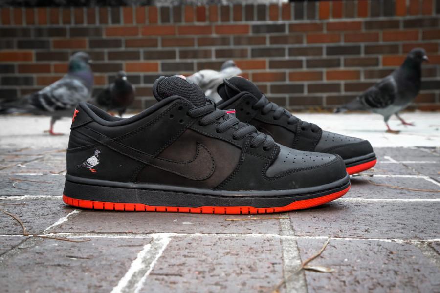 Une nouvelle Nike Dunk 'Pigeon' 12 ans après les émeutes de New York