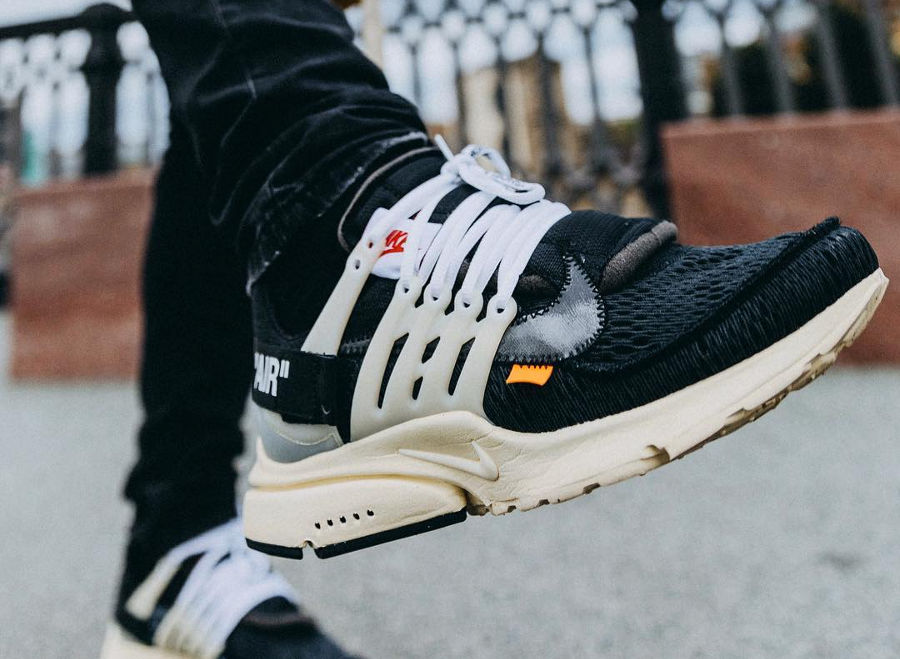 Off White x Nike Air Presto 'Revealing'
