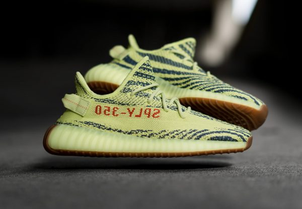 Adidas Yeezy 350 Boost V2 'Semi Frozen Yellow'