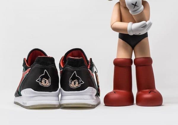 La collection Bait x Astro Boy x Diadora