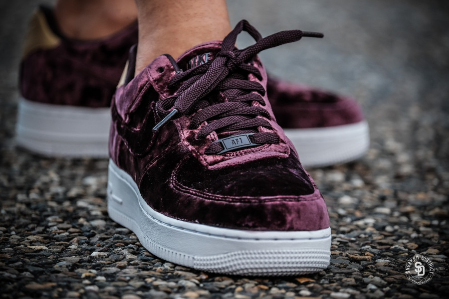 Le pack Nike Wmns Air Force 1 '07 Premium 'Velvet'