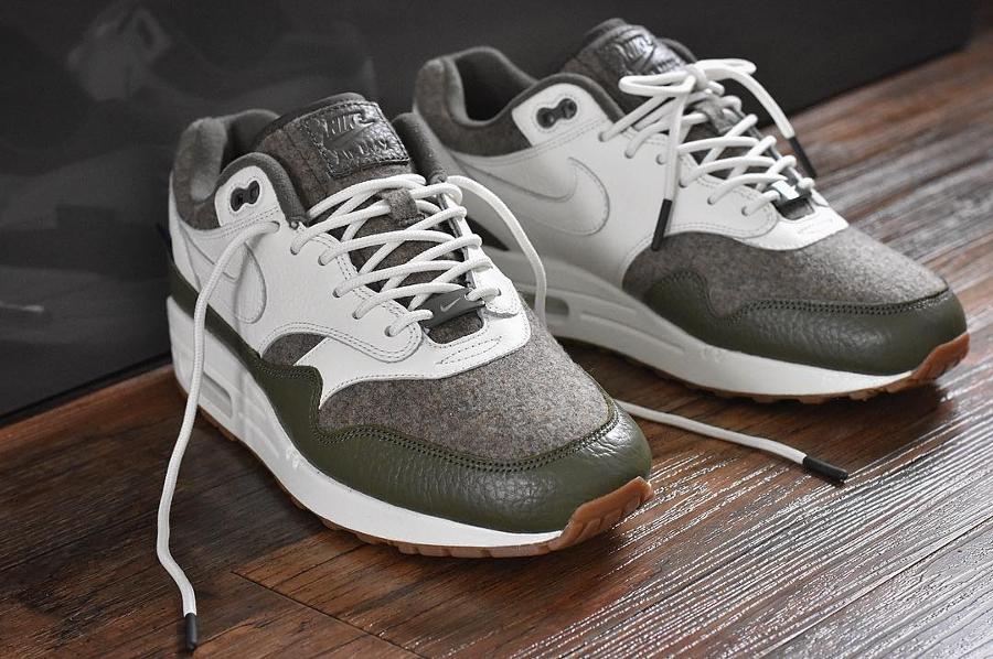 La Nike Air Max 1 ID Pendleton 2017 en 9 images