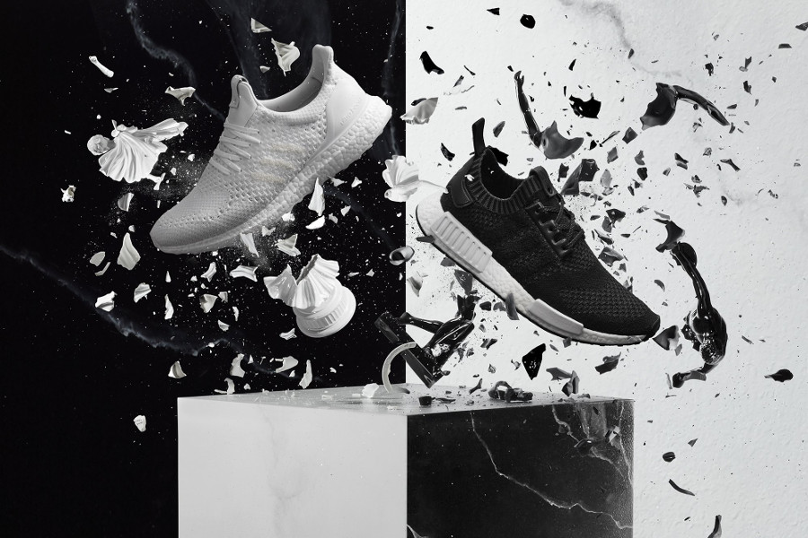 Adidas Consortium Sneaker Exchange A ma maniére x Invincible