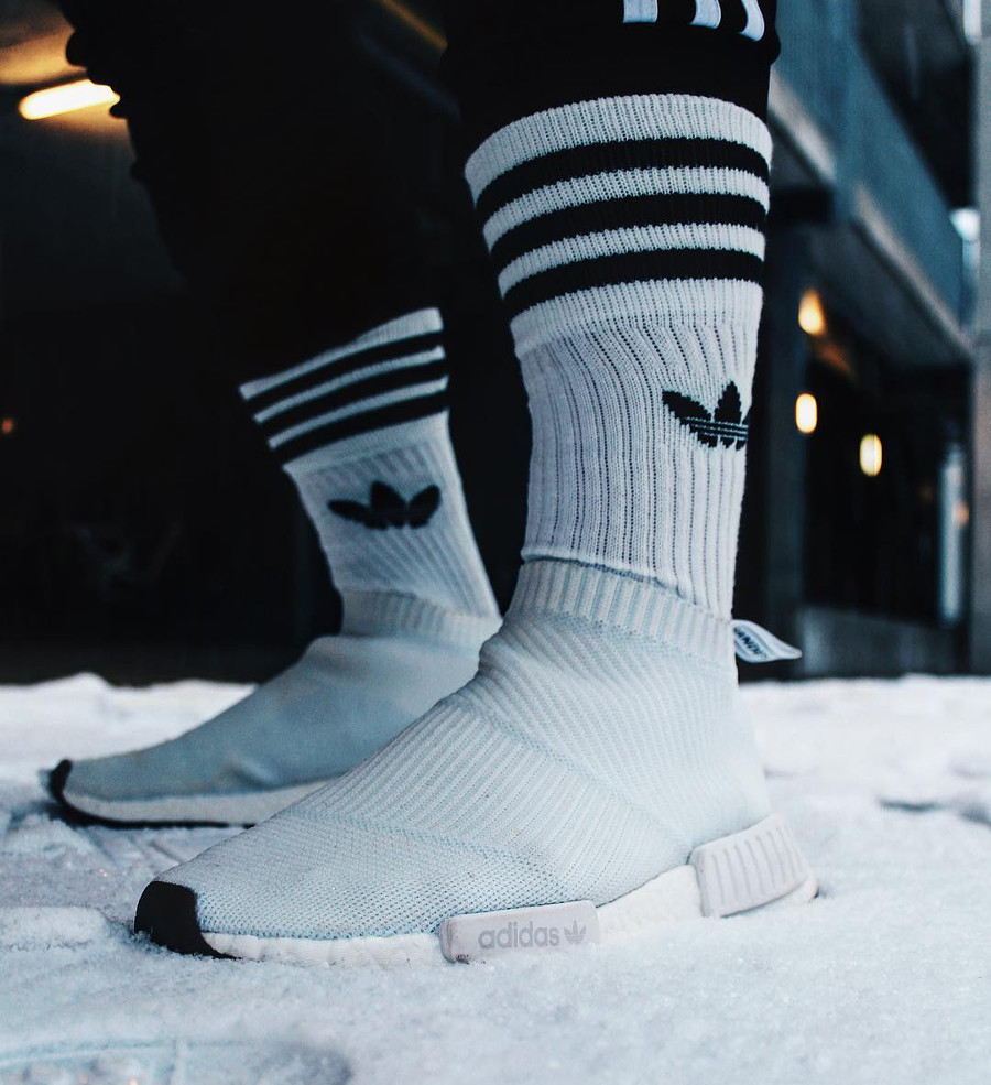 Adidas NMD CS1 White - @renzzie
