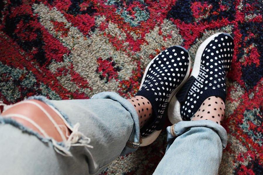 Adidas NMD CS2 Polka Dot - @silvie_bo