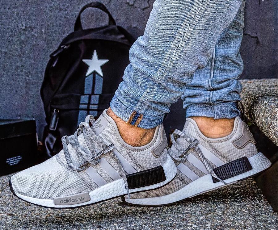 Adidas NMD R1 Cream - @ferzitomx