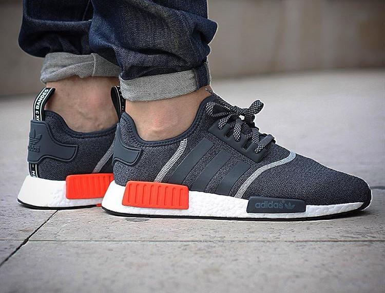 Adidas NMD R1 Dark Grey - @fullshoes91 (1)