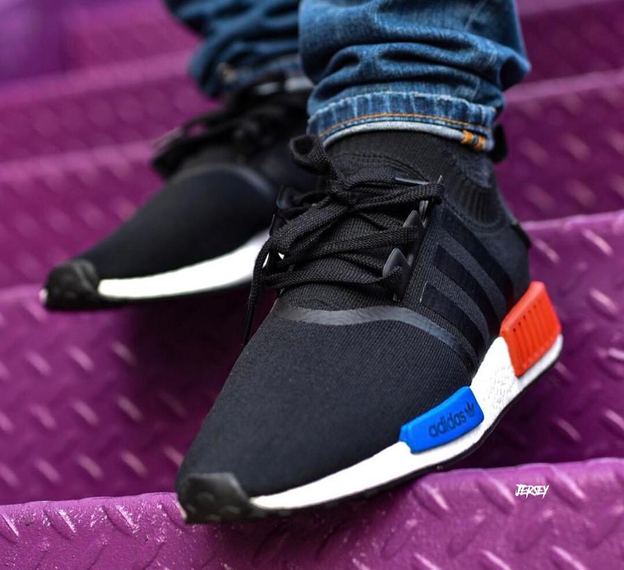 Adidas NMD R1 PK OG Black - @str8outtajersey3