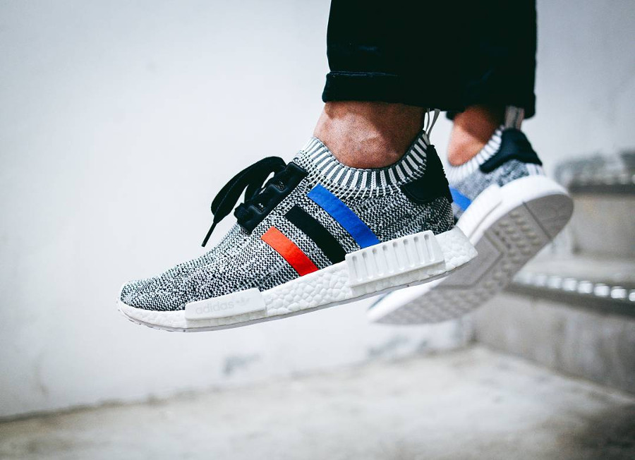 Adidas NMD R1 PK Tricolor - @doggytwoshoes