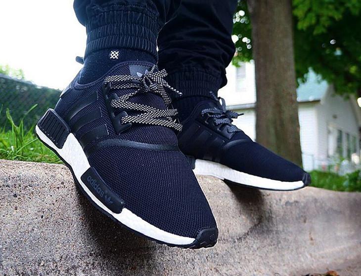 Adidas NMD R1 Reflective Black 3M - @cheddar2345