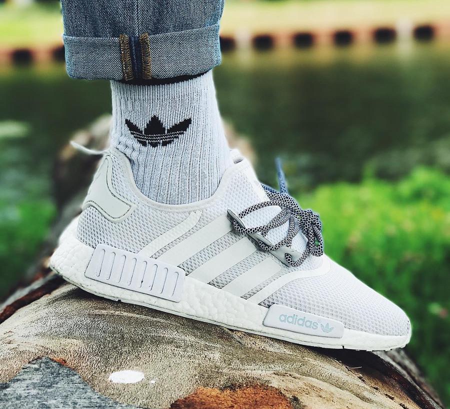 Adidas NMD R1 Triple White- @joeymichael08
