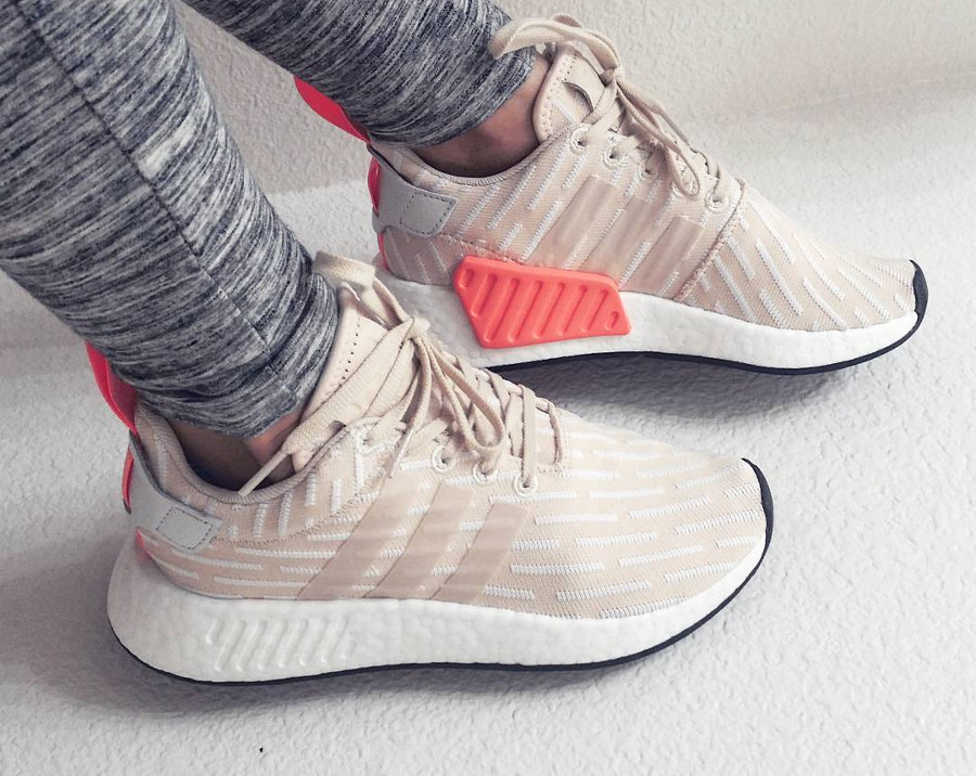Adidas NMD R2 W Linen- @praduuhh