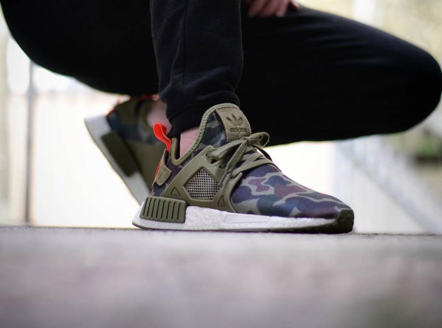 Adidas NMD XR1 Duck Camo - @apollo91000