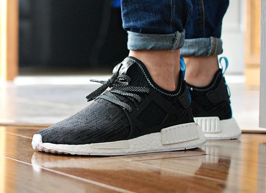 Adidas NMD XR1 PK Black - @jonomfg