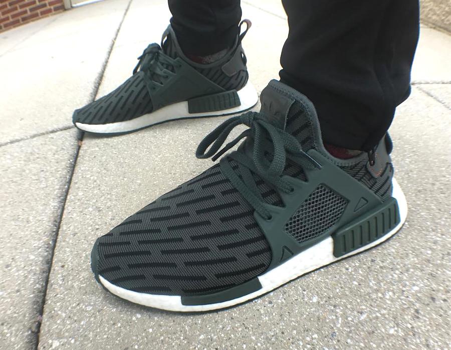 Adidas NMD XR1 Utility Ivy - @willieg_89