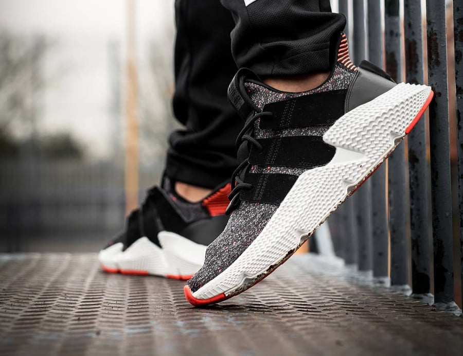 Adidas Prophere Solar Red - @inbentiveminds