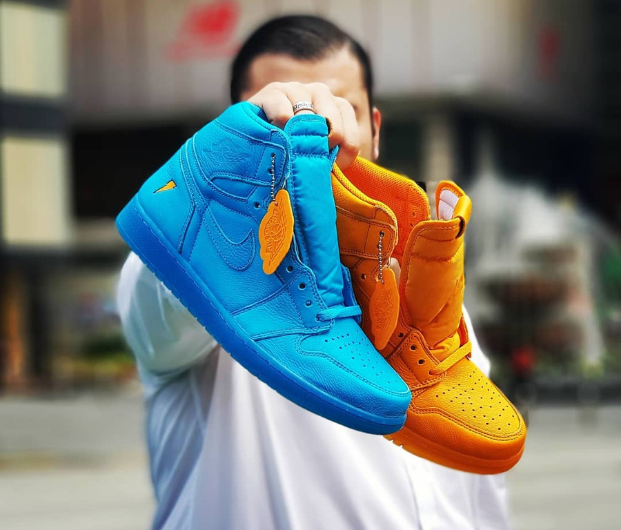 Air Jordan 1 High Retro Gatorade - @a.razact