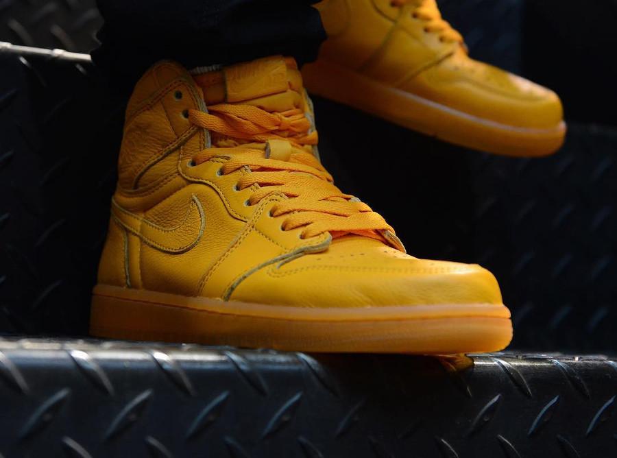 Date de sortie Air Jordan 1 High Retro Gatorade Orange Peel