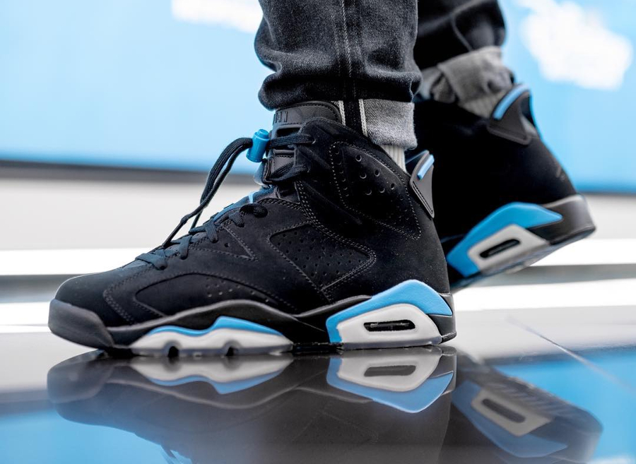 Air Jordan 6 Retro UNC - @dropsnkrs