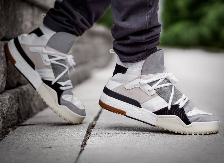 Alexander Wang x Adidas BBALL High - @illumihan1