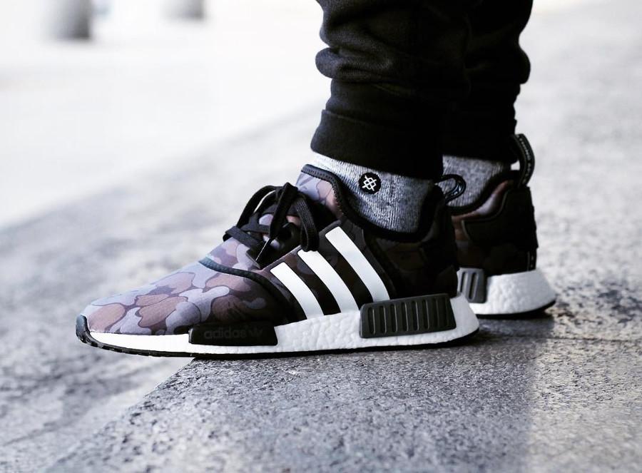 online retailer 40c73 5025f Comment porter la Adidas NMD R1 R2 XR1 CS1.... ?