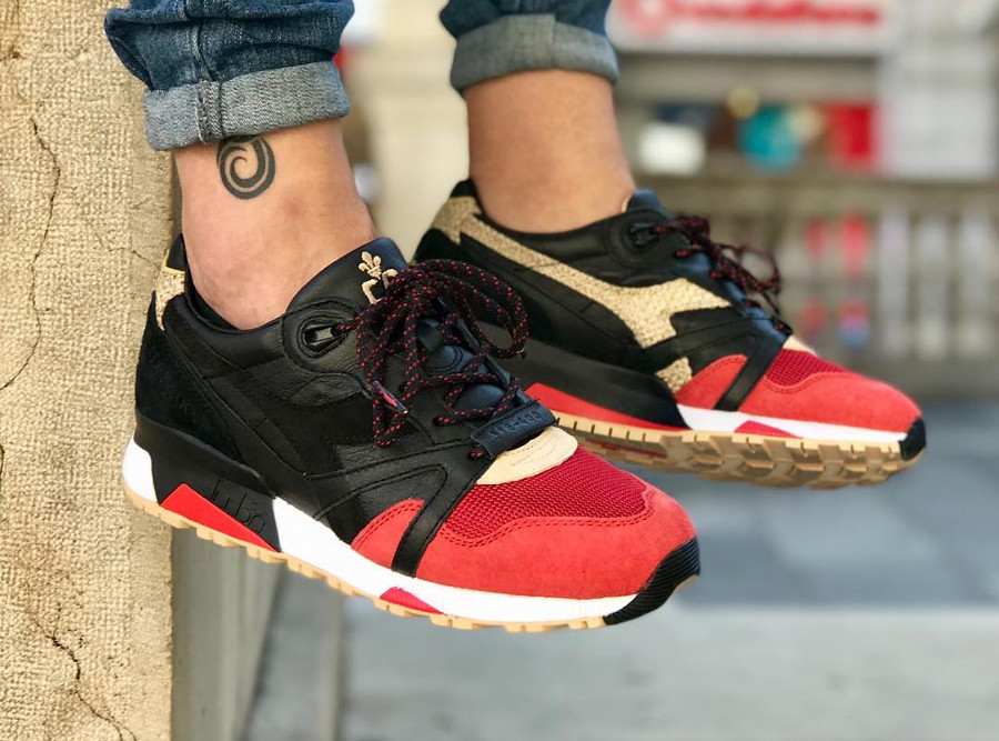 Limiteditions x Diadora N9000 Correfocs - @joan_mighty