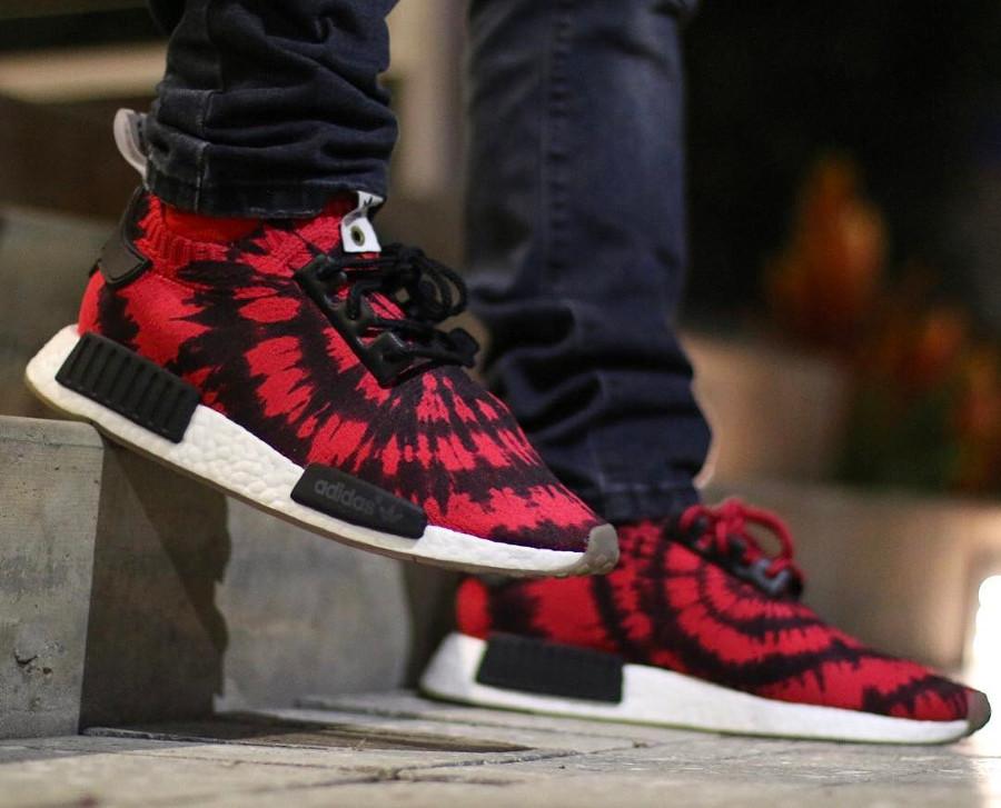 Nice Kicks x Adidas Consortium NMD R1 PK- @sneakerfreak101