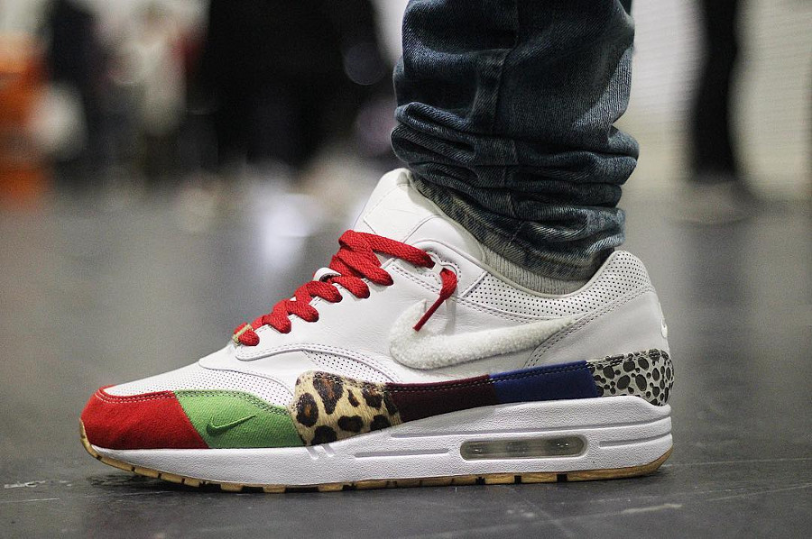 Niike Air Max 1 Master White friends and family - @solelove1 (1)