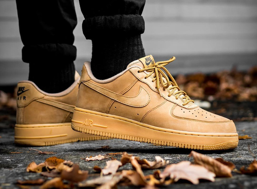 Nike Air Force 1 Low 07 LV8 Wheat (2017) - @sbezzy22