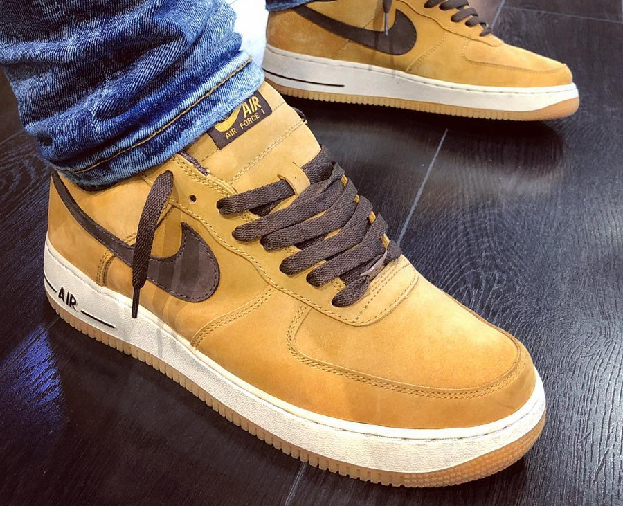 Nike Air Force 1 Low WP Asia Exclusive - @afrokix (2004) (1)