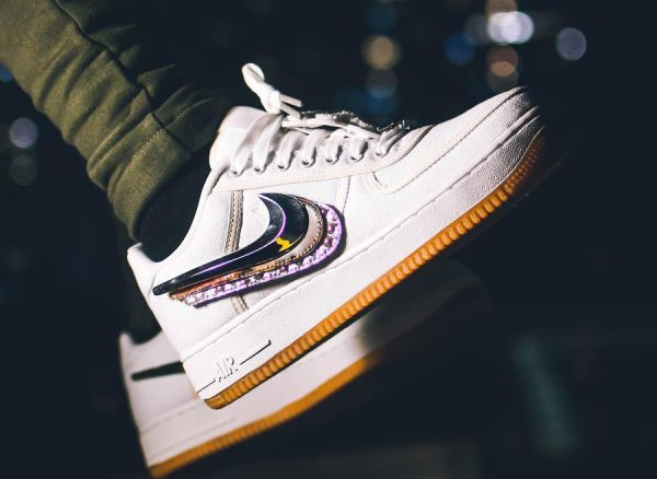 Nike Air Force 1 Low 'Travis Scott' (#SDJ 19/12/2017)