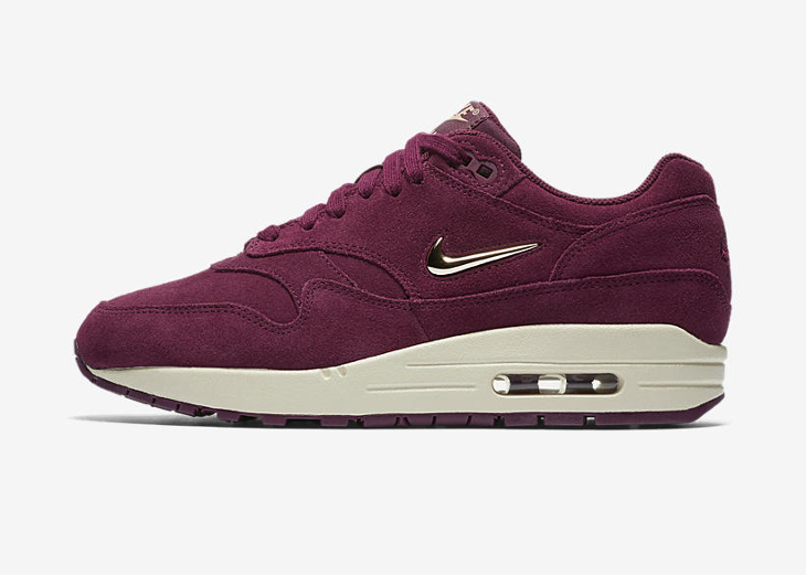 Nike Air Max 1 Premium SC Bordeaux