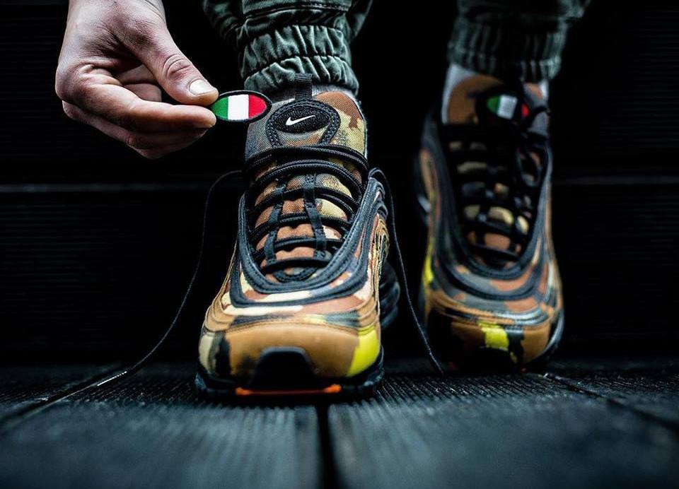 Nike Air Max 97 Premium Country Camo Italy (AJ2614-202) (2)
