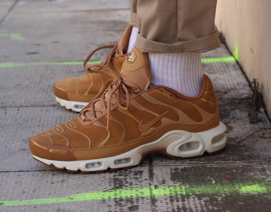 Nike Air Max Plus Wheat - @zpvcxzxmbix