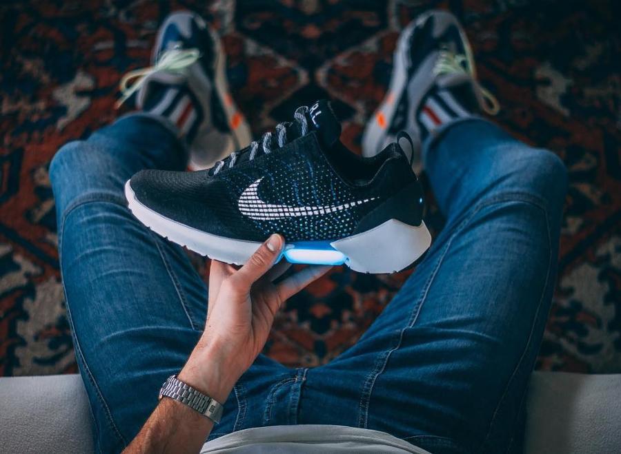 Nike Hyperadapt 1.0 Blue Lagoon - @nicolodellavalle10