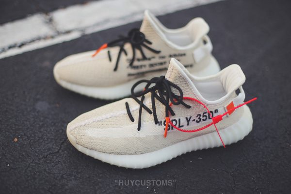 adidas yeezy off white