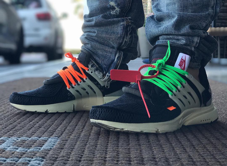 Off White x Nike Air Presto - @heckgotkicks