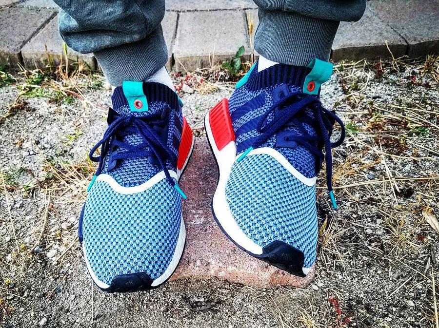 Packer Shoes x Adidas Consortium NMD R1 PK - @itsyeezyseason