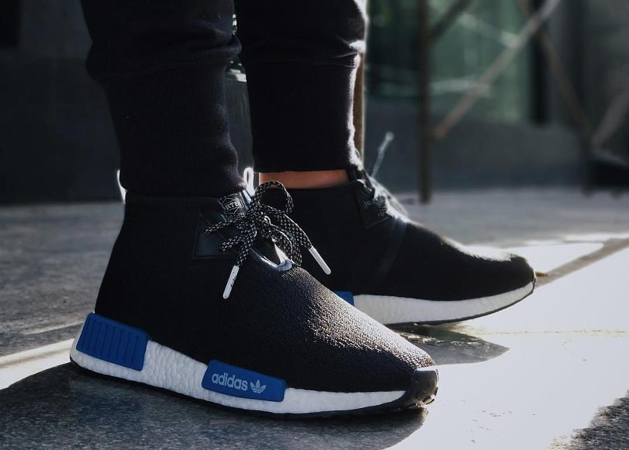 Porter x Adidas NMD Chukka - @bowtiesandbonesblog