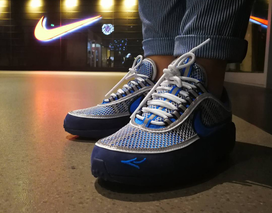 Stash x Nike Air Spiridon - @marionpocasneakers