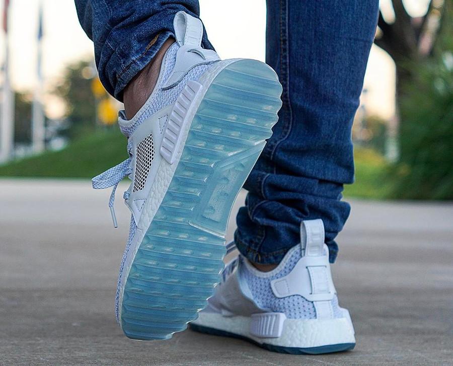 online retailer 1bde2 d6c34 Comment porter la Adidas NMD R1 R2 XR1 CS1.... ?
