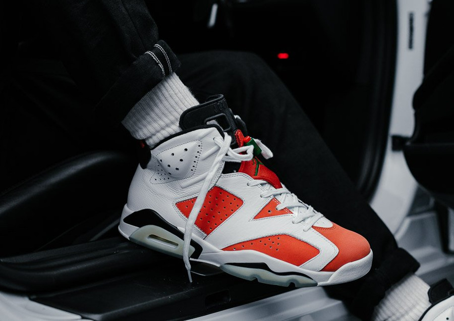Air Jordan 6 Retro Be Like Mike 'Gatorade'