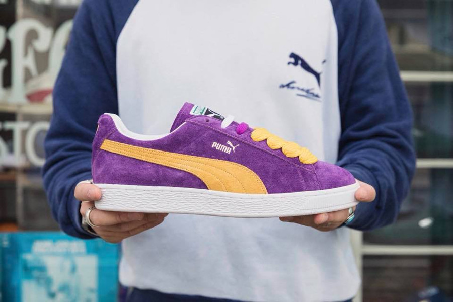 Quel avis avoir sur la Puma Suede 50th MIJ The Collectors