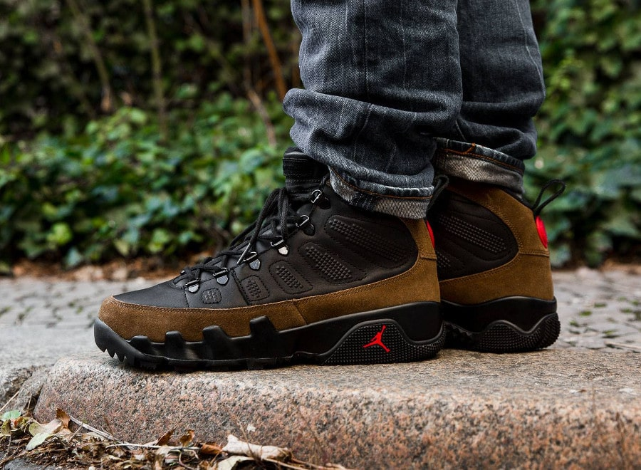 Air Jordan IX Retro Boot NRG 'Olive'