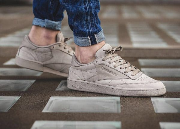 Reebok Club C 85 RS 'Beach Stone'