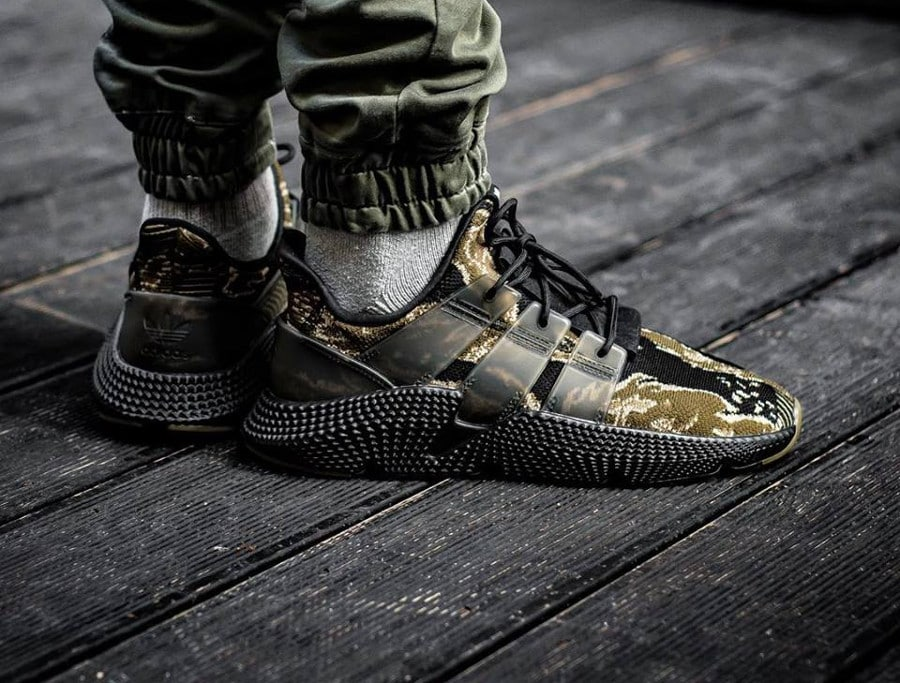 Undefeated x Adidas Consortium Prophere 'Camouflage'
